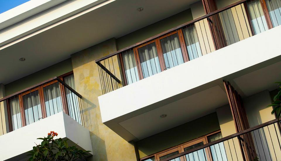 Santika Siligita Bali -  Balkon