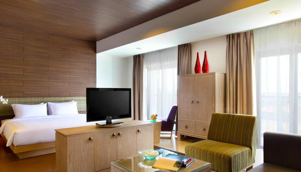 Santika Siligita Bali -   Suite Room