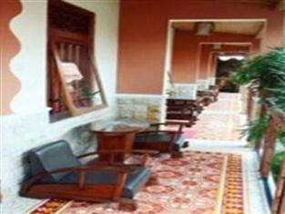 Merbabu Hotel Yogyakarta - Teras