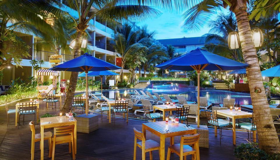 Ramada Encore by Wyndham Bali Seminyak - Restaurant