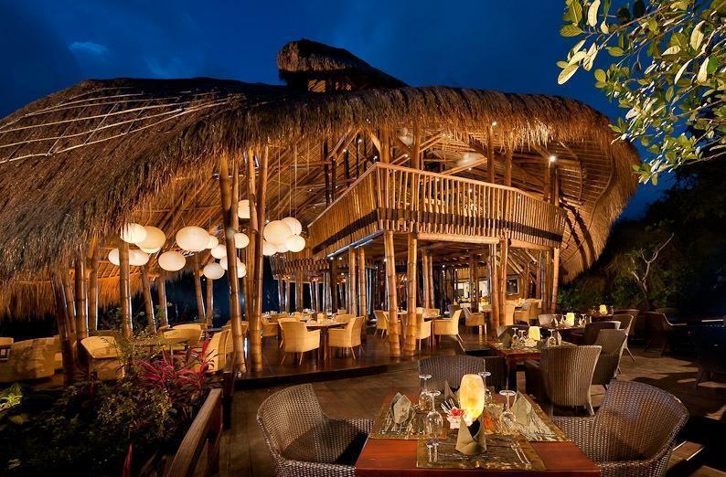 Fivelements Puri Ahimsa Bali - Restaurant