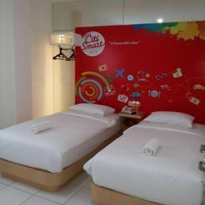 Citismart Bidadari Hotel Pekanbaru - Kamar