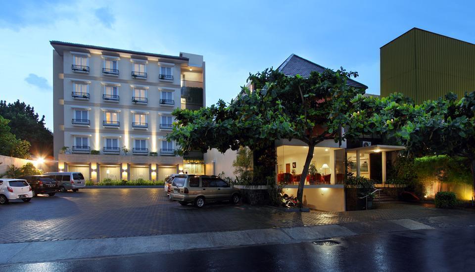 Sakanti City Hotel Yogyakarta - Exterior