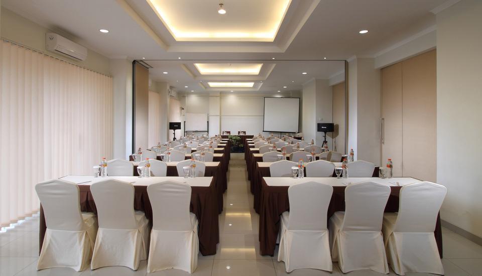 Sakanti City Hotel Yogyakarta - Meeting Room