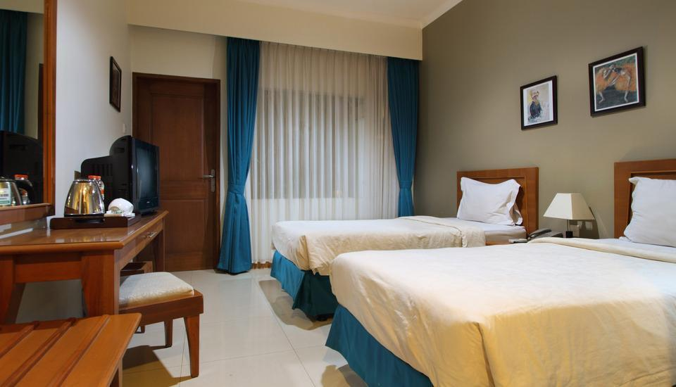 Sakanti City Hotel Yogyakarta - Superior Room LAST MINUTE PLAN