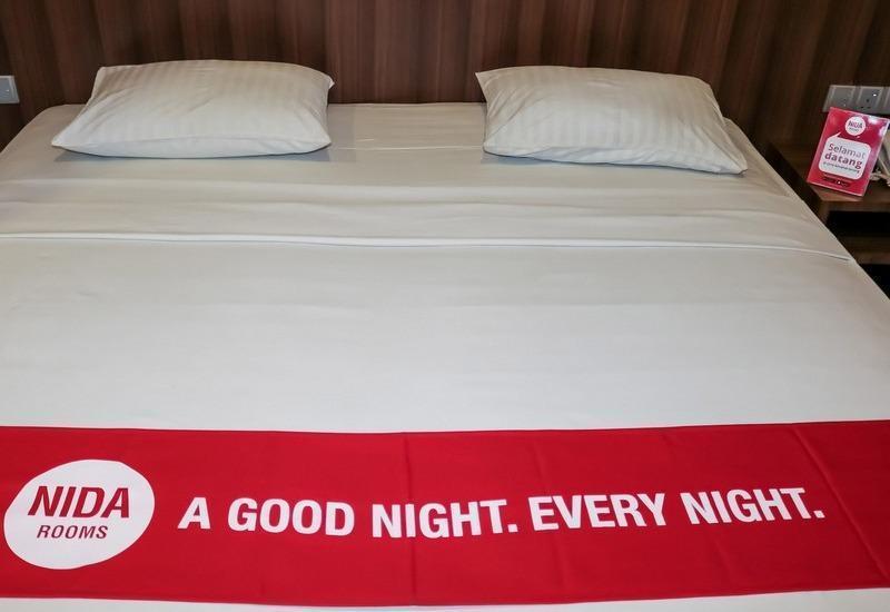 NIDA Rooms Waringin 6 Medan Baru - Kamar tamu