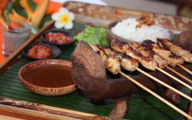 Grand Sinar Indah Bali - Menu Restoran