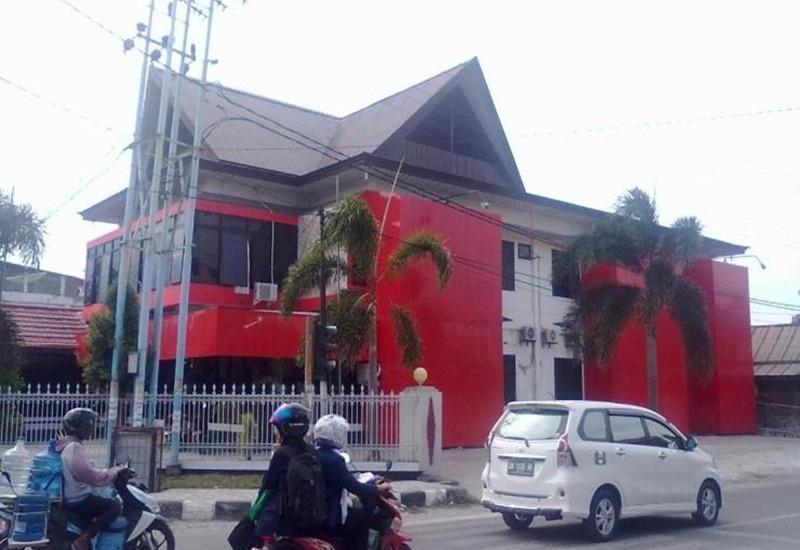 Hotel Wisata Palu Palu - Eksterior