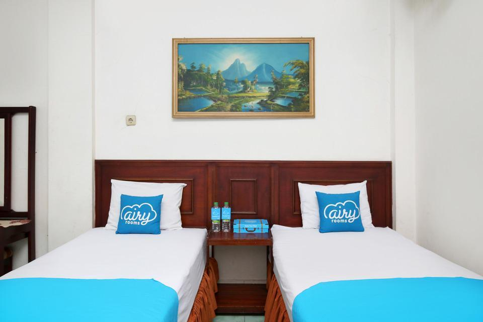 Airy Eco Antasan Besar Pulau Laut 107 Banjarmasin - Standard Twin Room Only Regular Plan