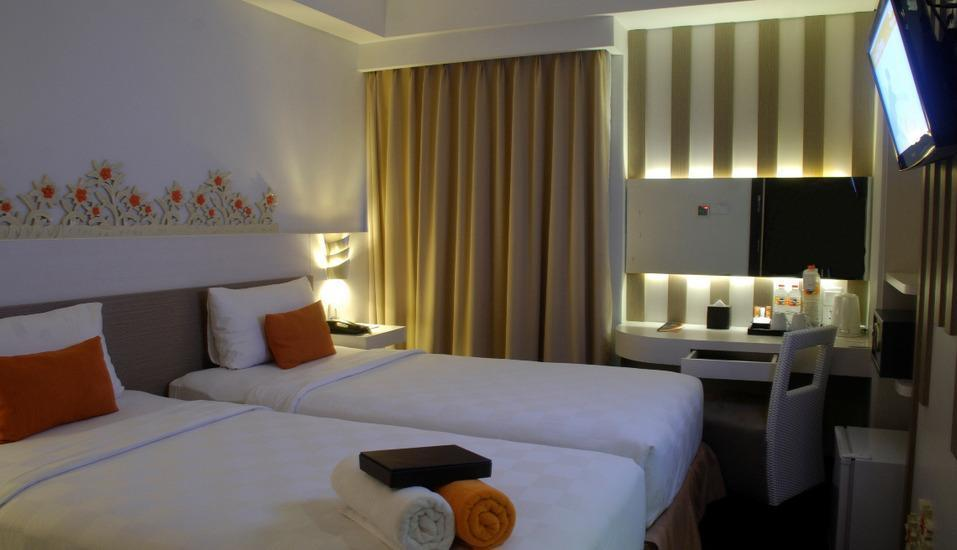 Edelweiss Hotel Jogja - Superior Room Only Regular Plan