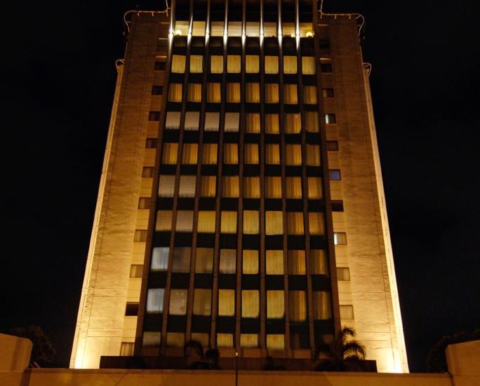 Hotel Aryaduta Palembang - Front Hotel