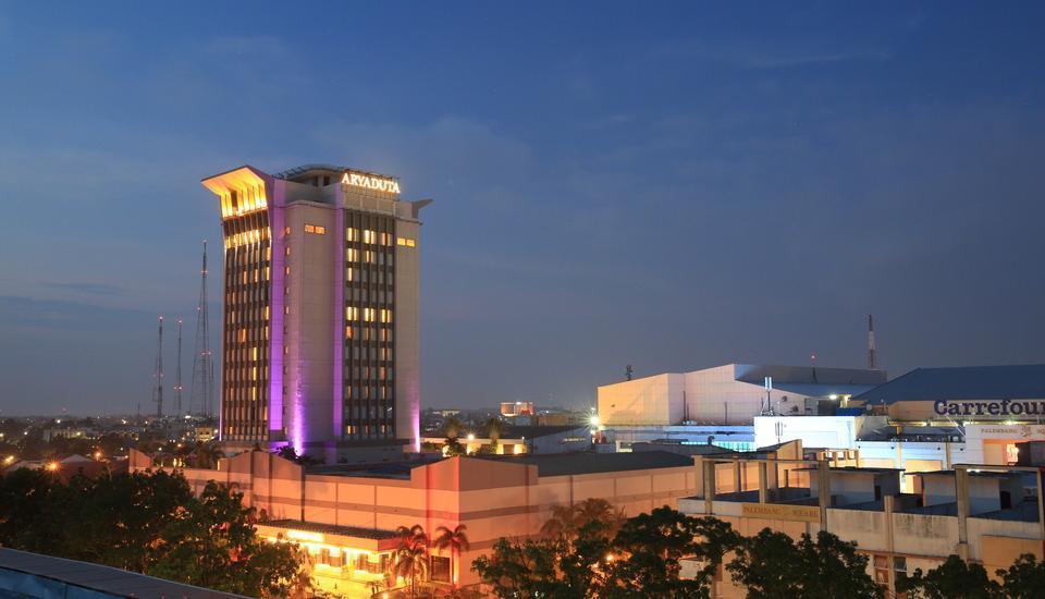 Hotel Aryaduta Palembang - Main Hotel