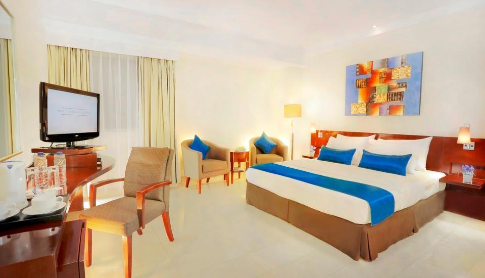 Hotel Aryaduta Palembang - Deluxe Room Only  Stay 2 - 4Nights get 20% off
