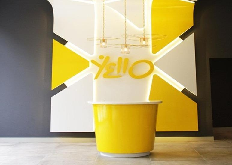 Yello Hotel Harmoni Jakarta - Lobi