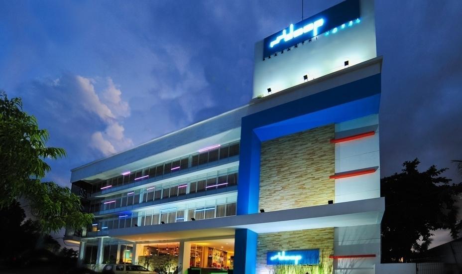 Idoop Hotel Lombok - Eksterior Hotel idoop