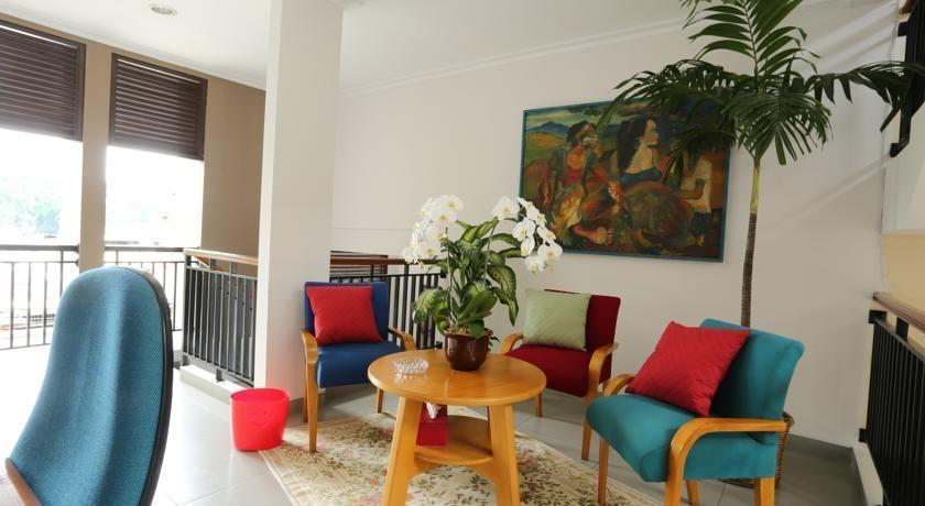 Topaz Residence Bali - Ruang tamu
