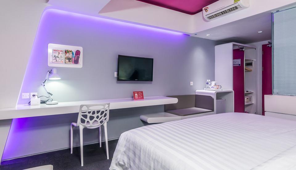 ZenRooms Kuta Raya Bali - Tempat Tidur Double