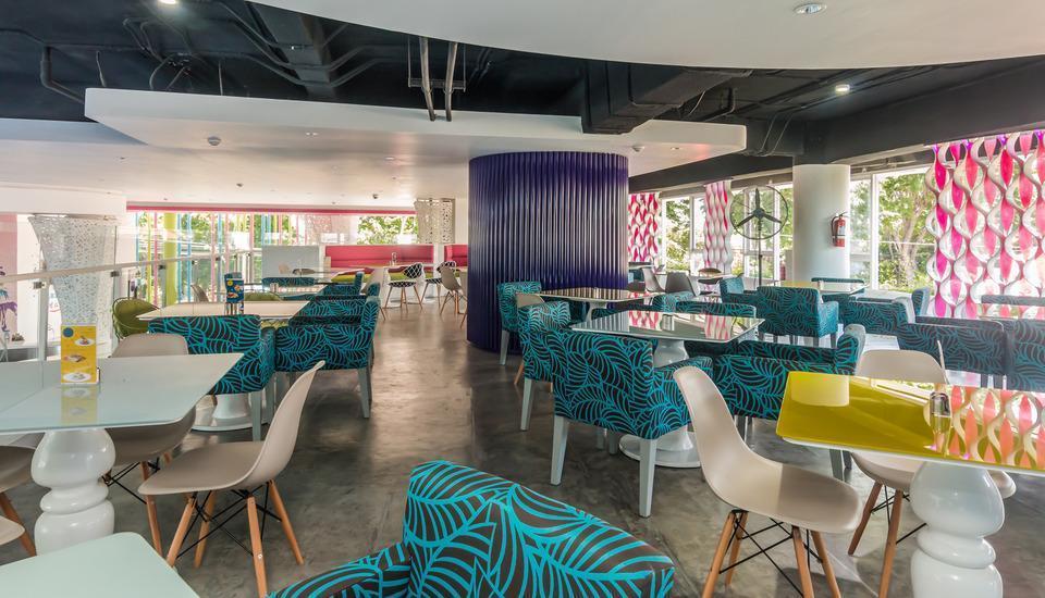 ZenRooms Kuta Raya Bali - Restoran