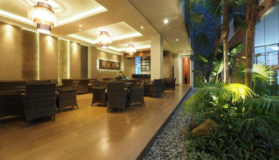 De'Boutique Style Hotel Malang - Cafe