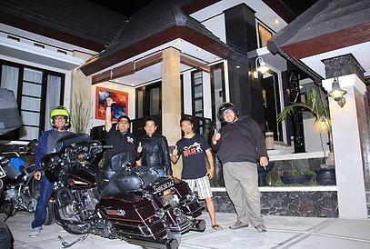 Villa Amaryllis Yogyakarta - Pemandangan