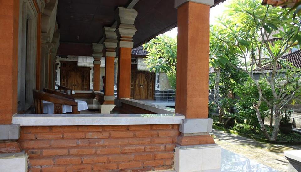Pande Permai Guest House Bali - Eksterior