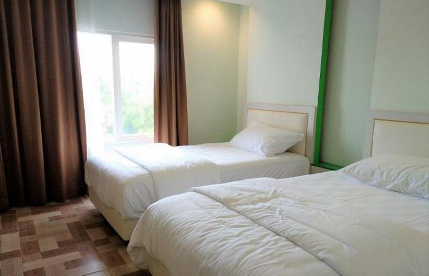 Sevensix Hotel Balikpapan Balikpapan - Room