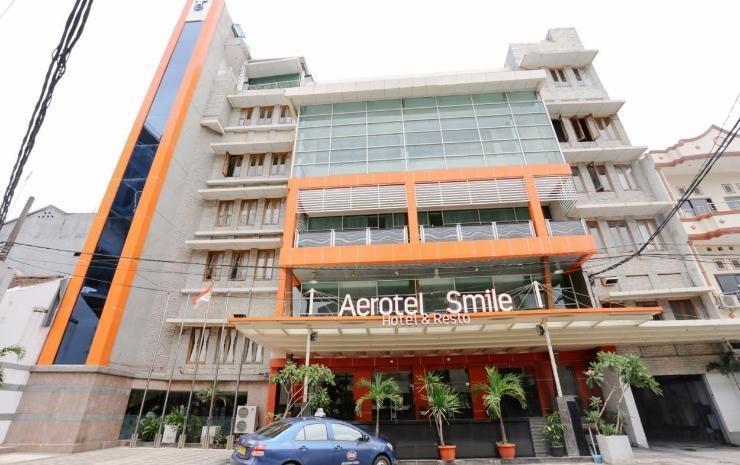 Aerotel Smile Makassar - Appearance