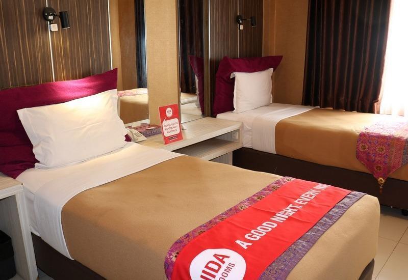 NIDA Rooms Sumur Bandung Natuna - Kamar tamu