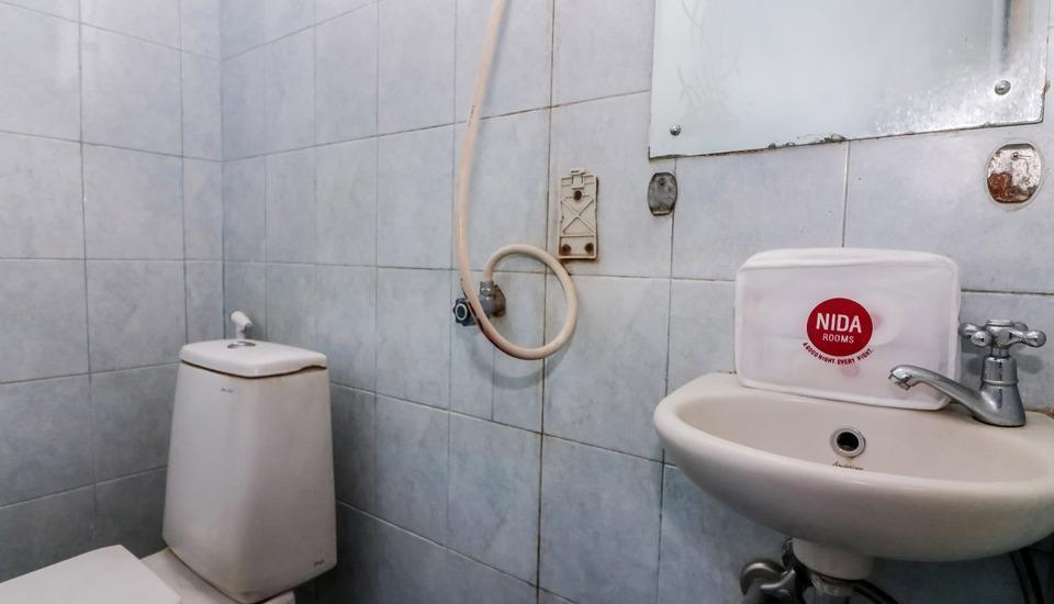 NIDA Rooms Tampan Riau Ujung - Kamar mandi