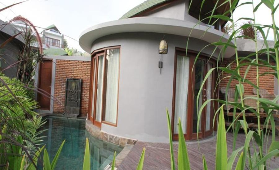 De Moksha Boutique Resort Bali - 1 Bedroom Deluxe Pool Villa Regular Plan