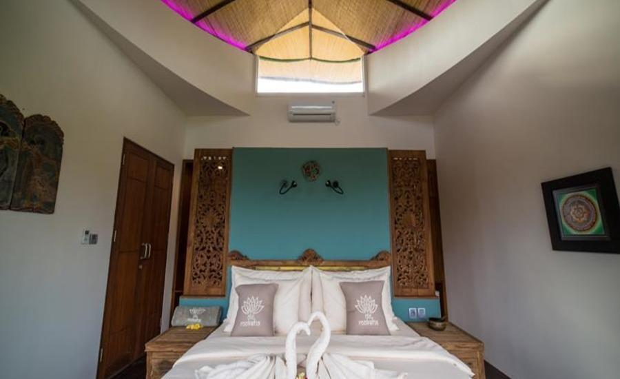 De Moksha Boutique Resort Bali - 2 Bedroom Deluxe Pool Villa Regular Plan