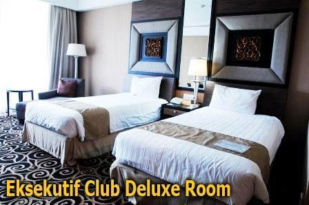 Bela International Hotel Ternate - kamar executive Deluxe