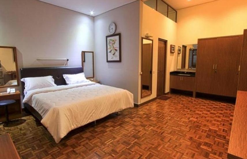 De Firen Villa Dago Bandung Syariah Bandung - 5 Bedroom Villa Regular Plan