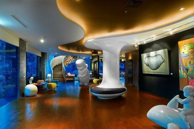 Artotel Surabaya - Around Hotel