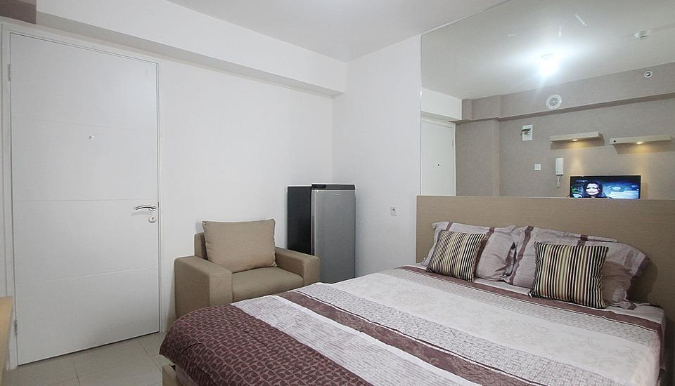 Bassura City Apartment Jakarta - Apartemen Executive studio Regular Plan