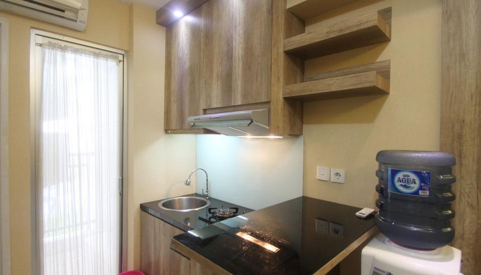 Bassura City Apartment Jakarta - 1 Kamar Tidur Regular Plan