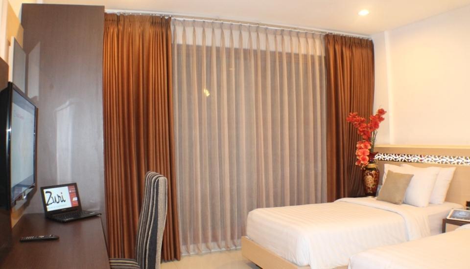 Zuri Resort & Convention Cianjur - D'Orchid Triple Bed Regular Plan