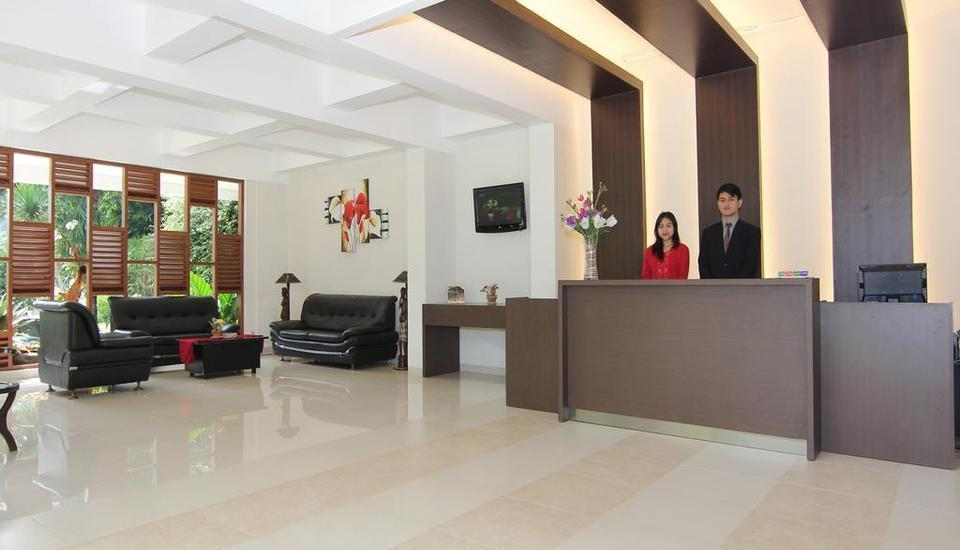 Zuri Resort & Convention Cianjur - Reception