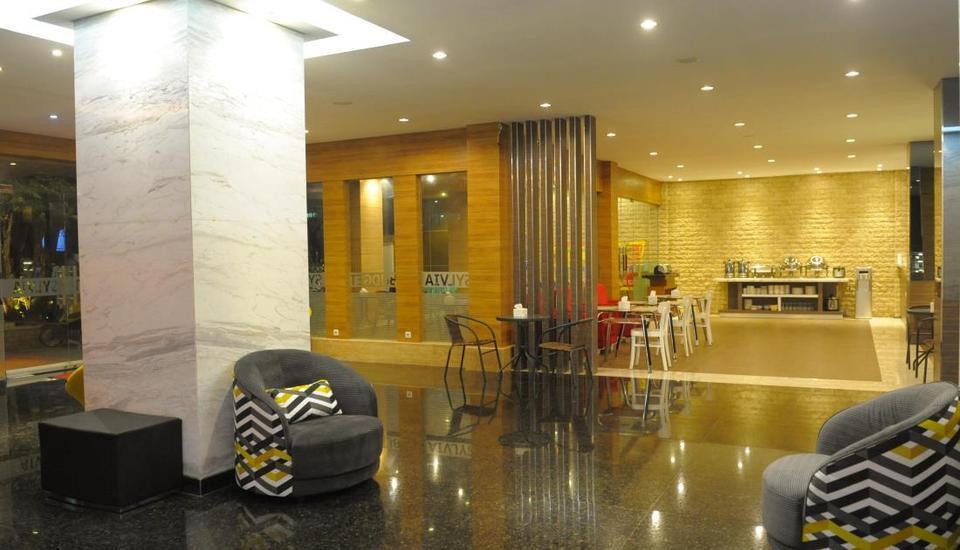 Sylvia Hotel Budget Kupang - Lobi