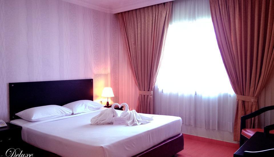 Halim Hotel Tanjung Pinang - Deluxe Room