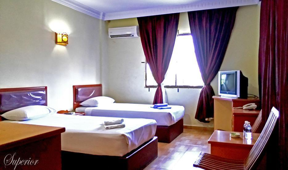 Halim Hotel Tanjung Pinang - Superior Regular Plan