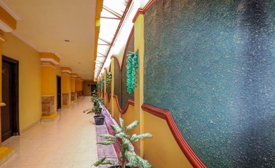 NIDA Rooms Laksa Adi Sucipto Sleman - Interior