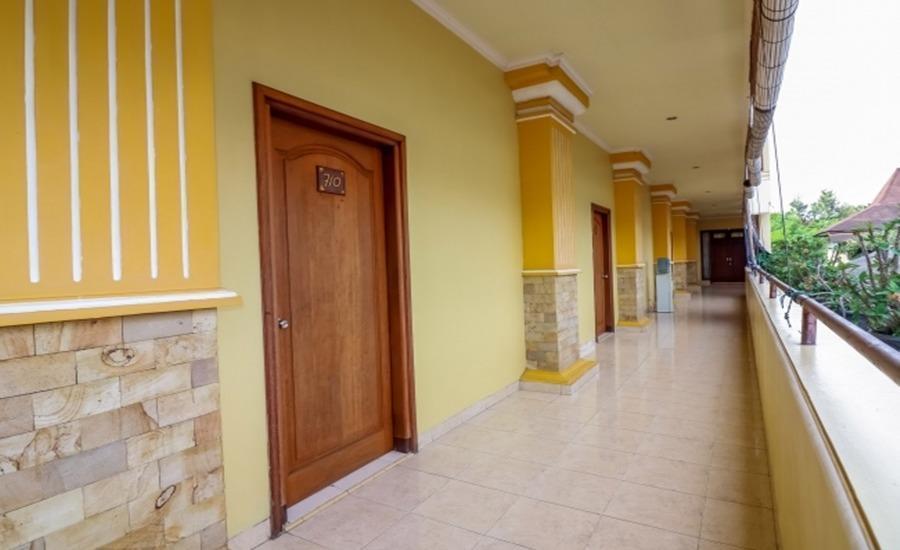 NIDA Rooms Laksa Adi Sucipto Sleman - Balkon