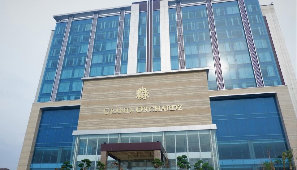 Grand Orchardz Hotel Rajawali Kemayoran Jakarta