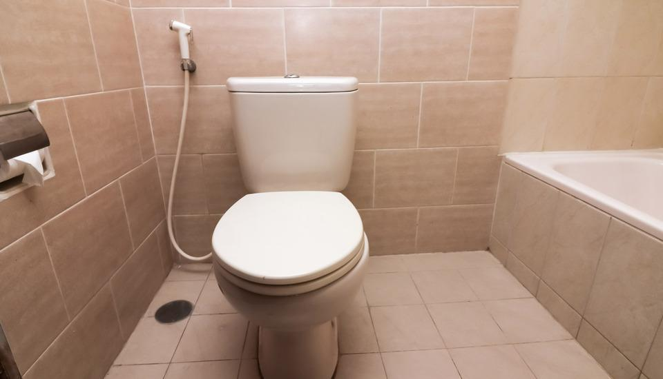 NIDA Rooms Pluit Selatan 2 Ancol - Kamar mandi