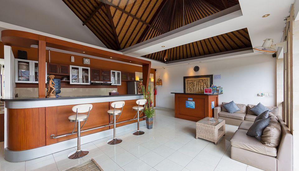 ZenRooms Legian Dewi Sri 3 Bali - Lobi
