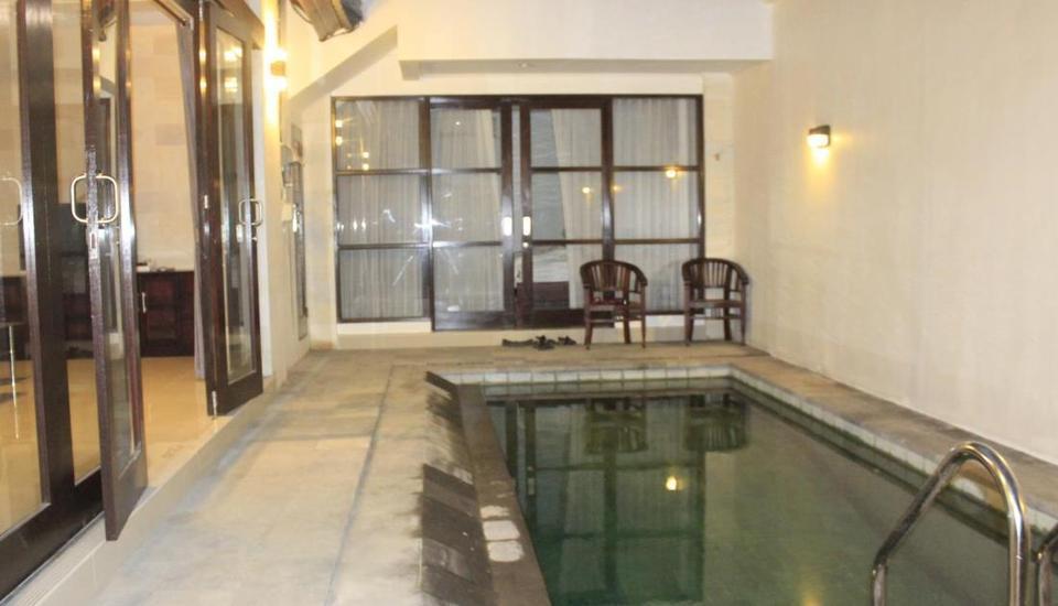 Angel Villa Kesari Bali - Kolam Renang