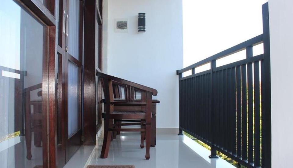 Angel Villa Kesari Bali - Balkon