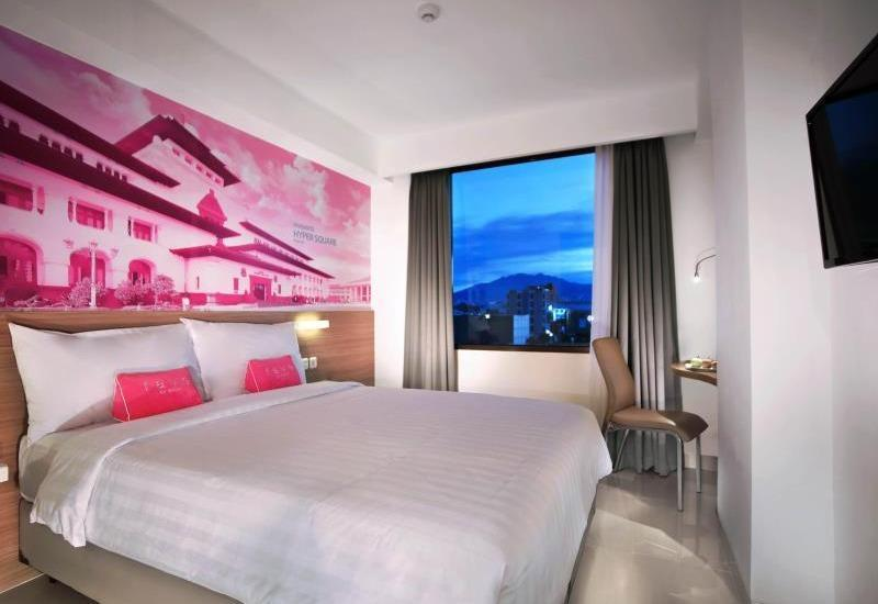 Favehotel Hyper Square Bandung -  Standard Room Only Regular Plan