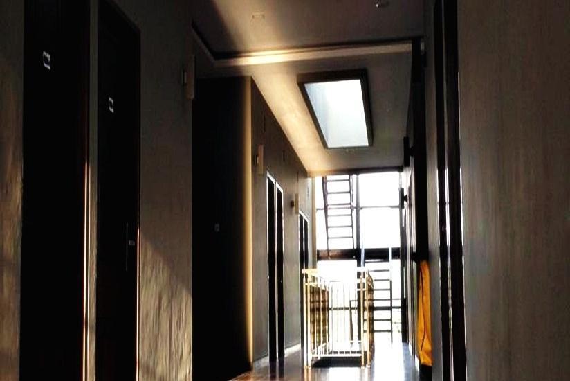 D River Guest House Bandung - Koridor